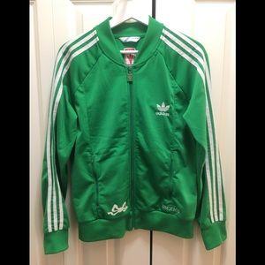 Adidas Mexico Soccer Track Jacket Women's Large